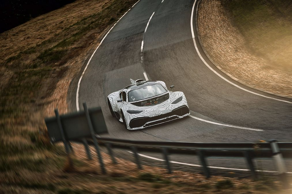 Mercedes-AMG's new hypercar is now Mercedes-AMG One