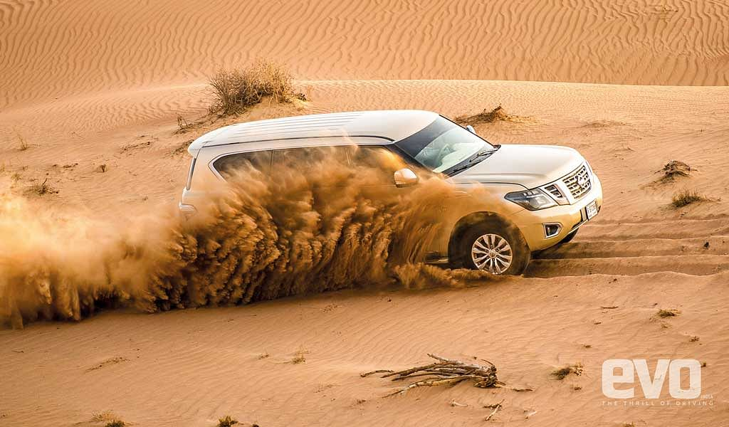 Test drive review: Nissan Patrol V8, the behemoth that hits 100kmph in 6.6 seconds!