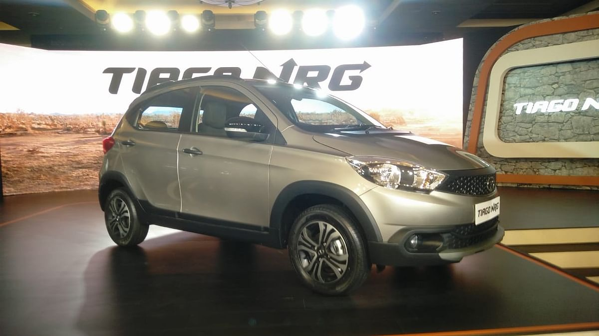 Tata Tiago NRG launched at Rs 5.49 lakh