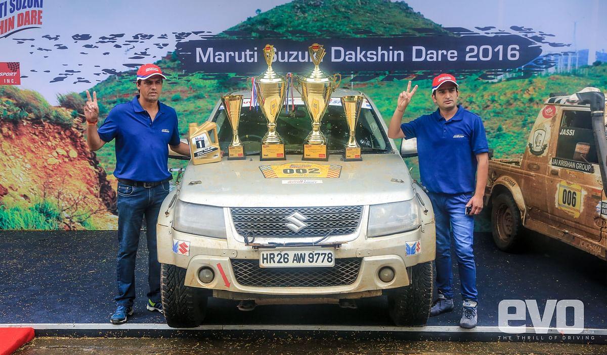 Dakshin Dare – The Grand Vitara is team Maruti's mightiest competitor