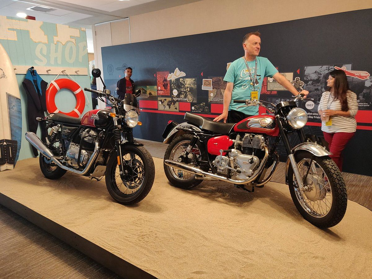 Bookings open for Royal Enfield Continental GT 650, Interceptor 650