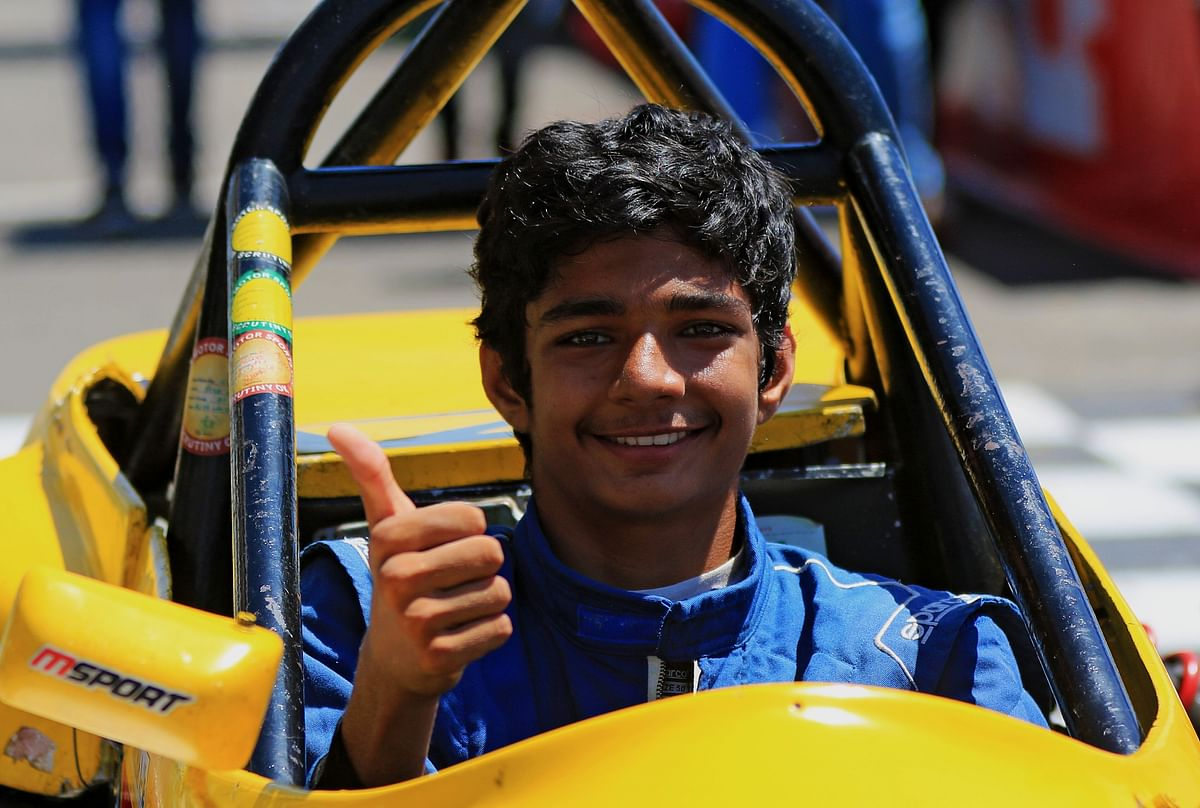 MRF MMSC FMSCI National Racing Championship: Sohil is FLGB 1300 champion