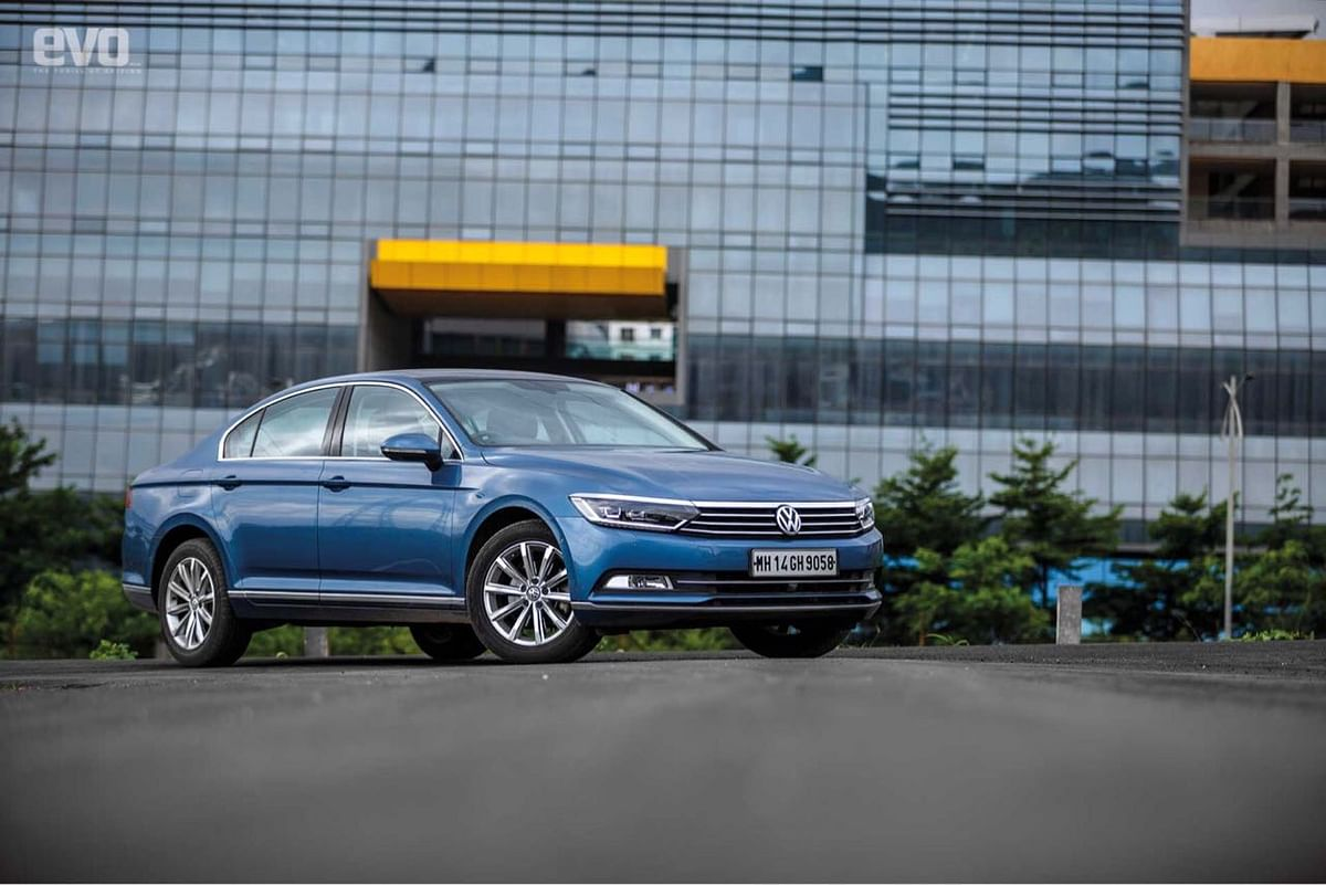 Stylised simplicity and sophisticated elegance of thePassat