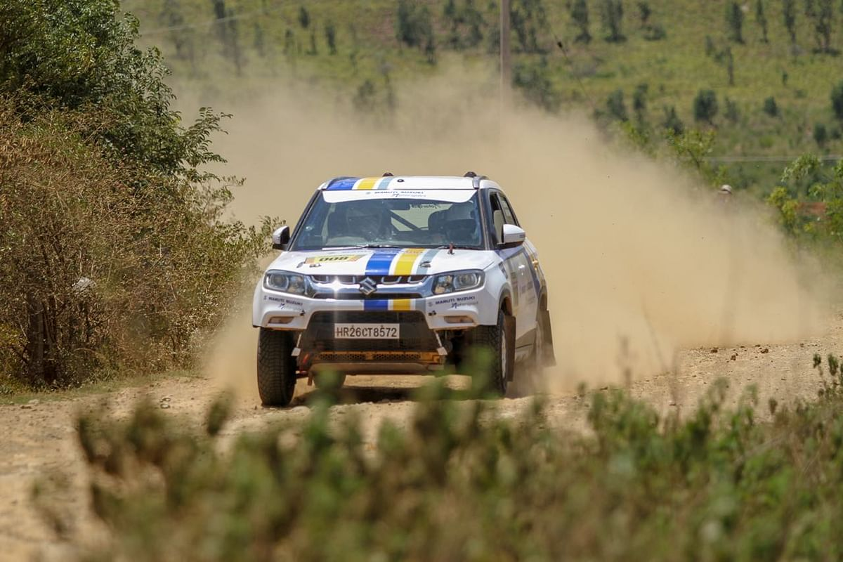 Dakshin Dare 2018: Team Maruti Suzuki Motorsports picks up the pace on day 2
