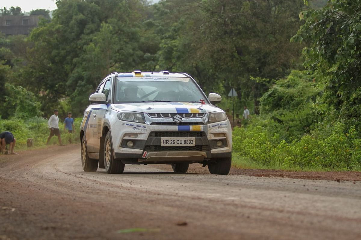 Dakshin Dare 2018: Team Maruti's Samrat Yadav continues to lead his class on day 4