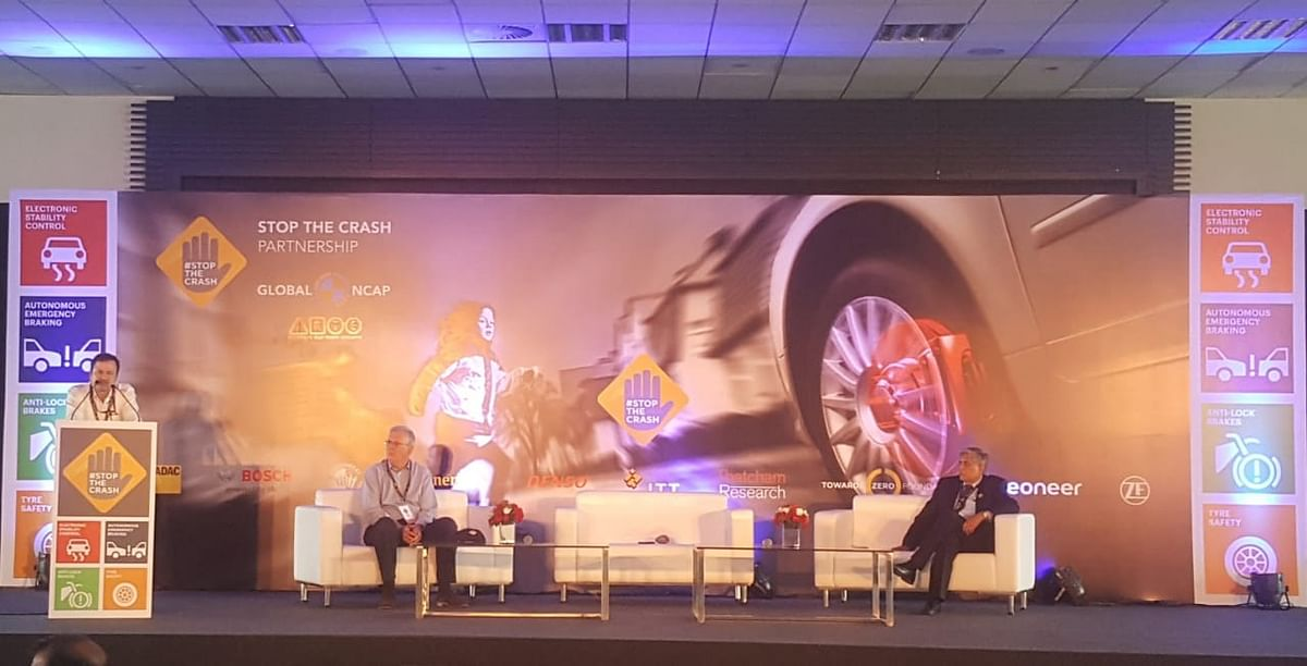 Global NCAP World Congress: 'Stop the Crash' initiative launched