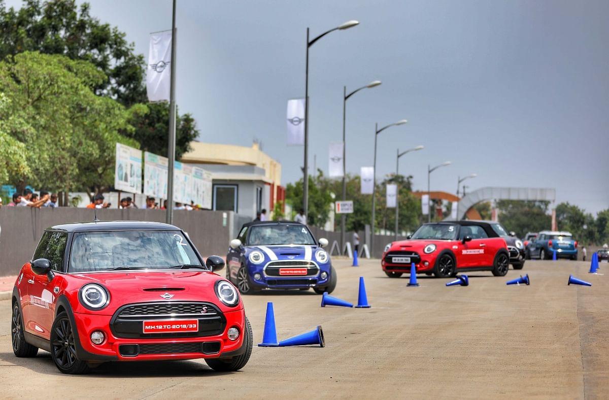Mini India's Urban drive experience is here