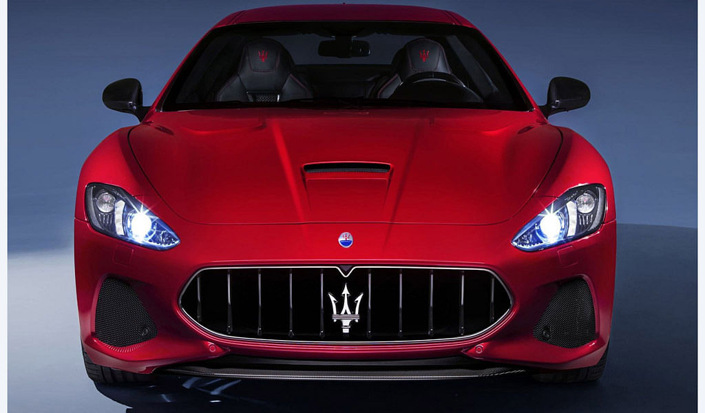 Maserati launches 2018 GranTurismo in India