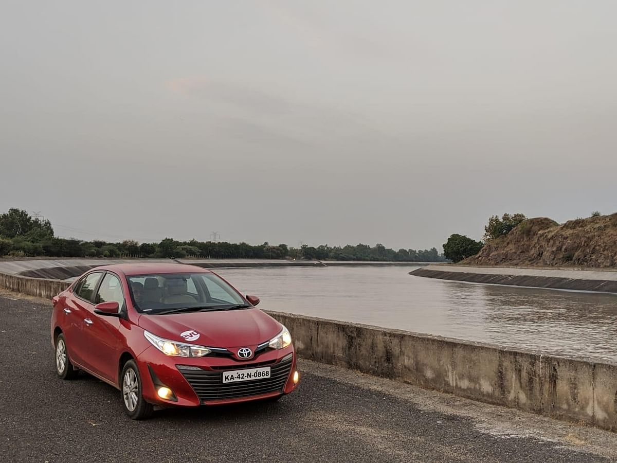 Toyota River Drive: Narmada: Final blog