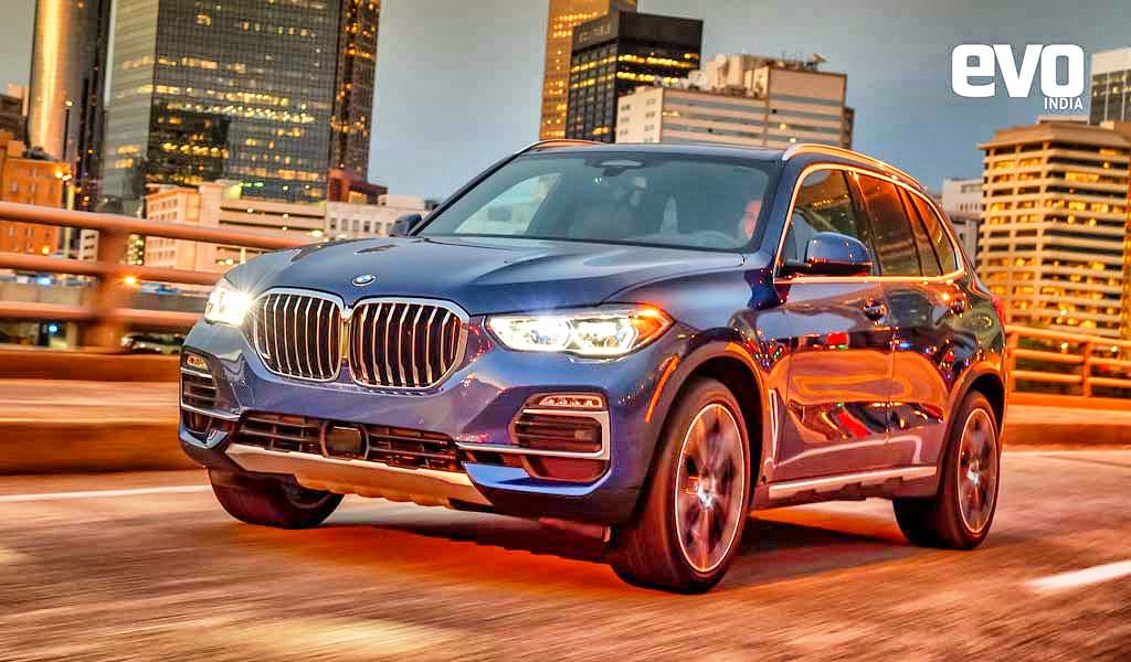 Test Drive Review: The BMW X5 xDrive 40i