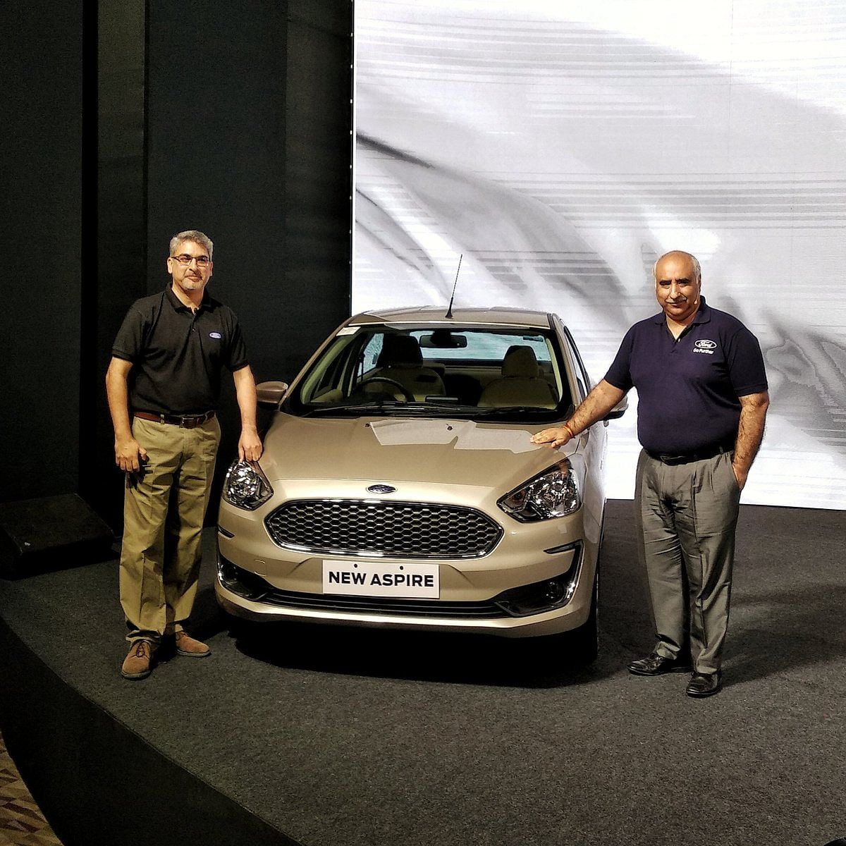 Ford India launches the new Aspire – Ready to take on the new Amaze and the Dzire