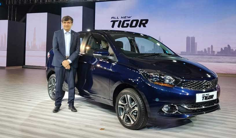 Tata has launched the refreshed Tigor starting at Rs 5.20 lakh