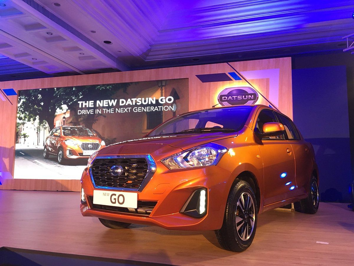 Datsun launches updated Go and Go+