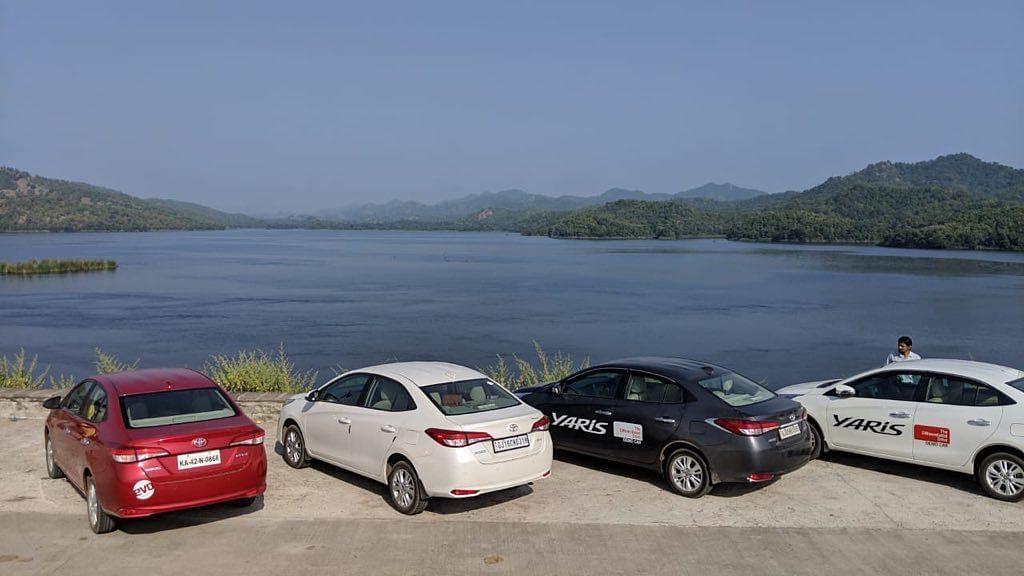 Toyota River Drive: Narmada: Day Two Blog