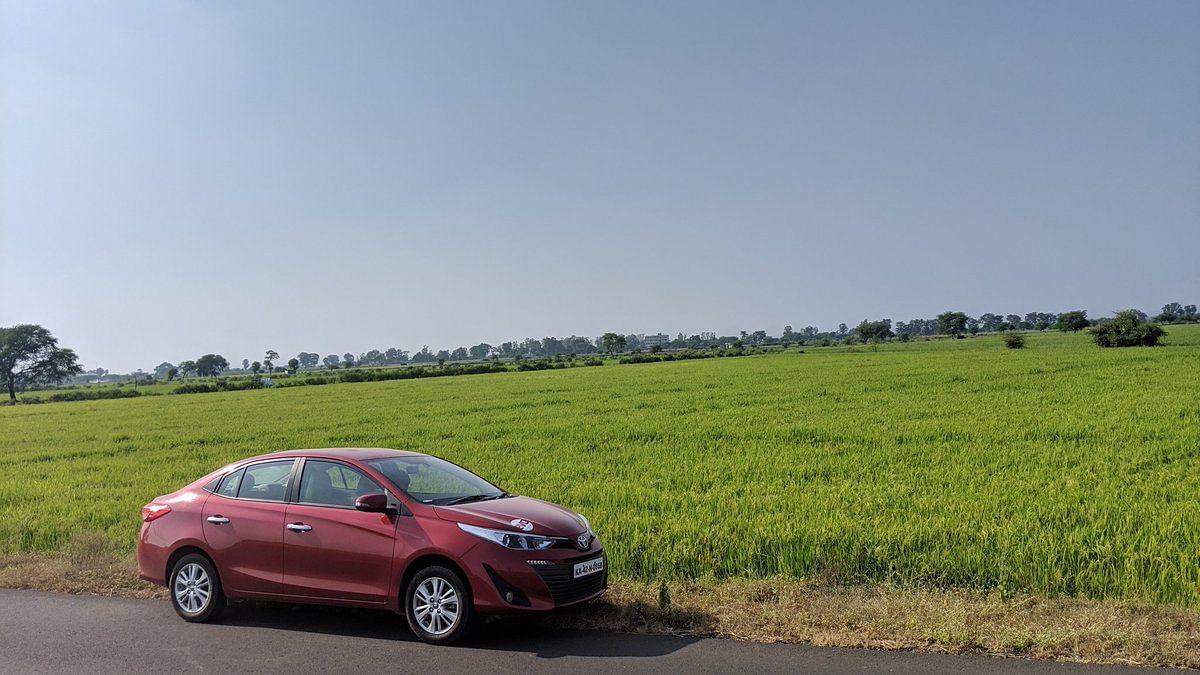 Toyota River Drive, Narmada: Day three blog