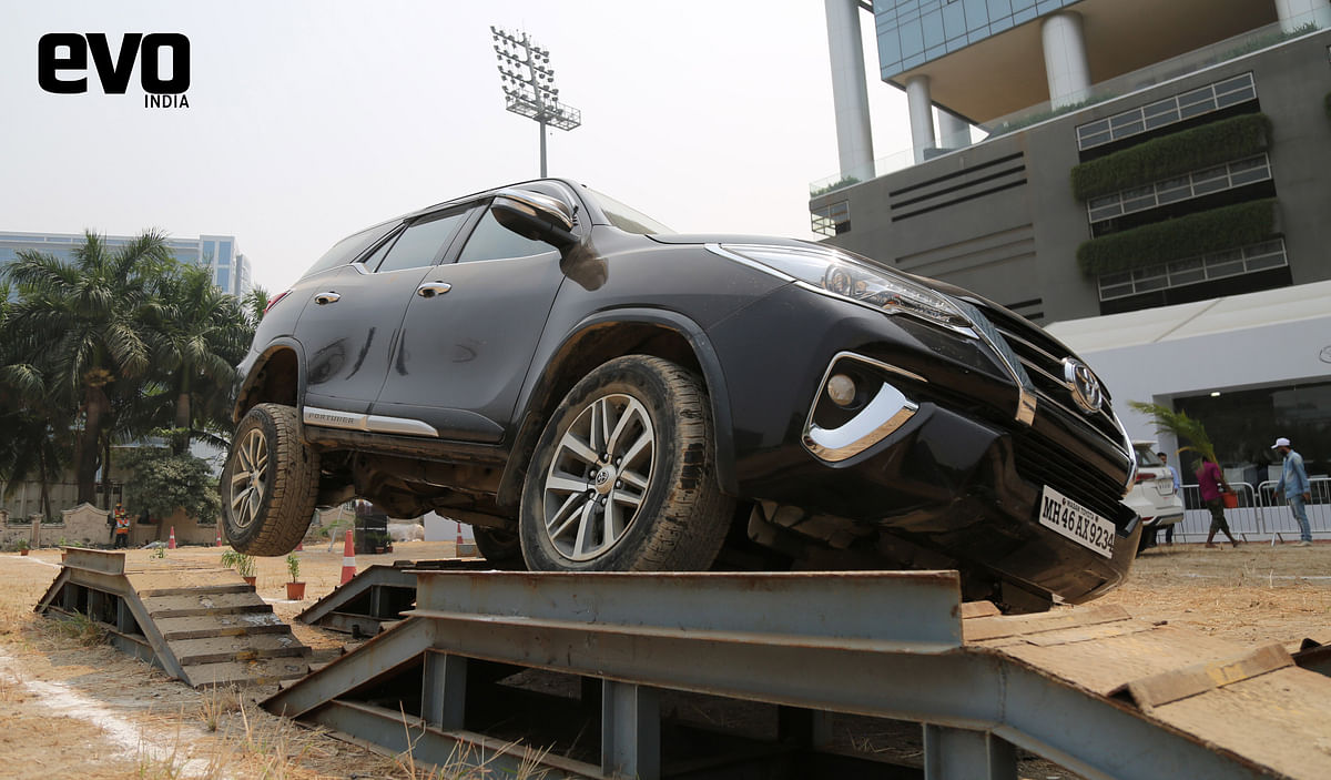 Toyota Off Road Camp 2018