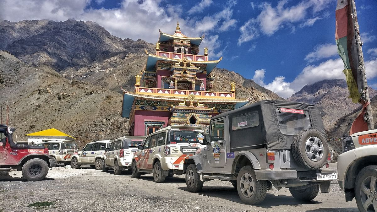 Mahindra Adventure Himalayan Spiti Escape 2018