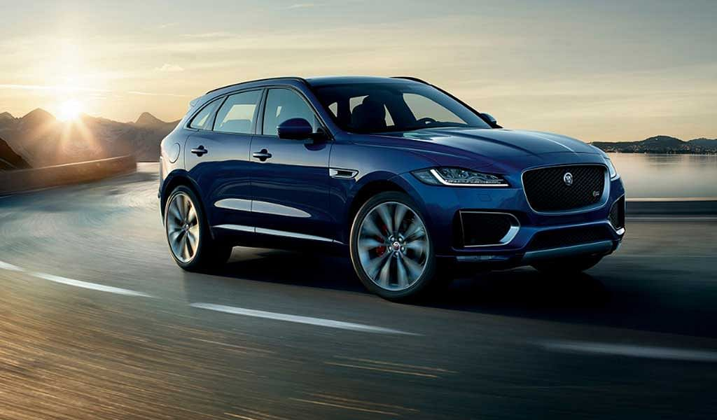Jaguar India launches locally assembled MY19 F-Pace
