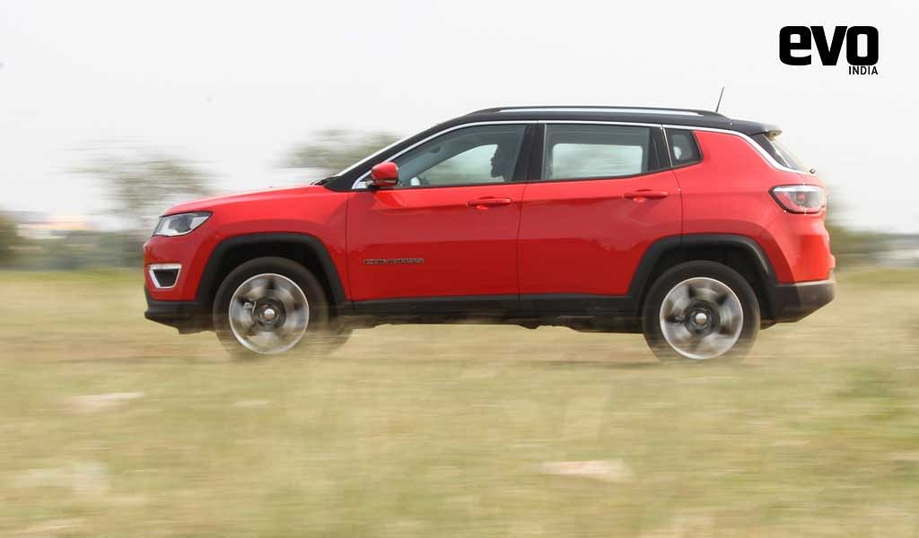 Test drive review: Jeep Compass Limited Plus