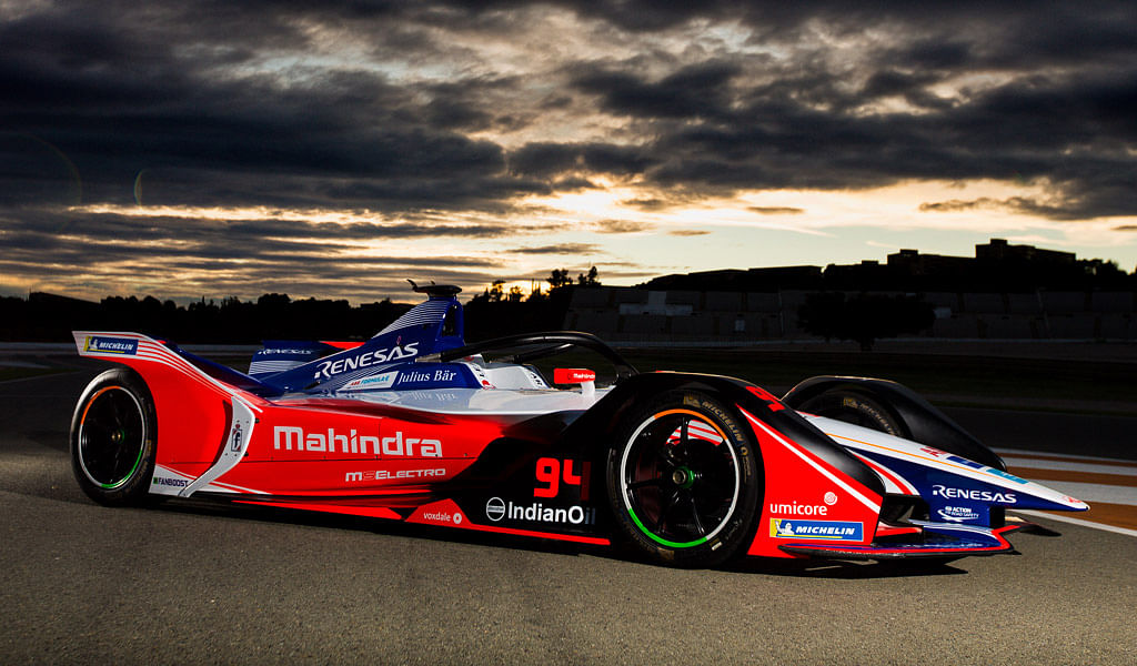 Formula E: Pascal Wehrlein and Jérôme D'Ambrosio join Mahindra Racing for 2018-19 season