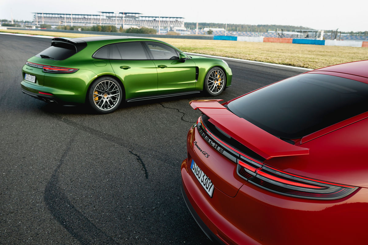Porsche adds two Panamera GTS models to its family