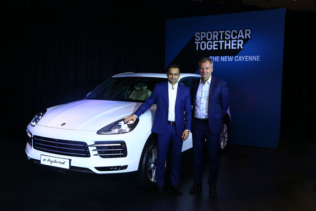 New Porsche Cayenne range launched starting at Rs 1.19 Cr