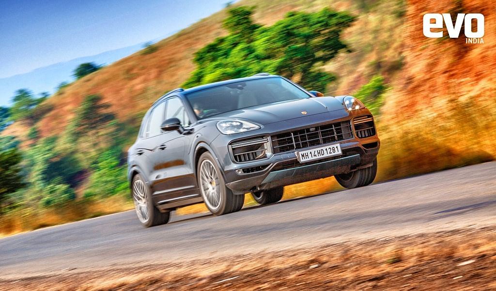 Test drive review: Porsche Cayenne Turbo, the sub 4-second SUV