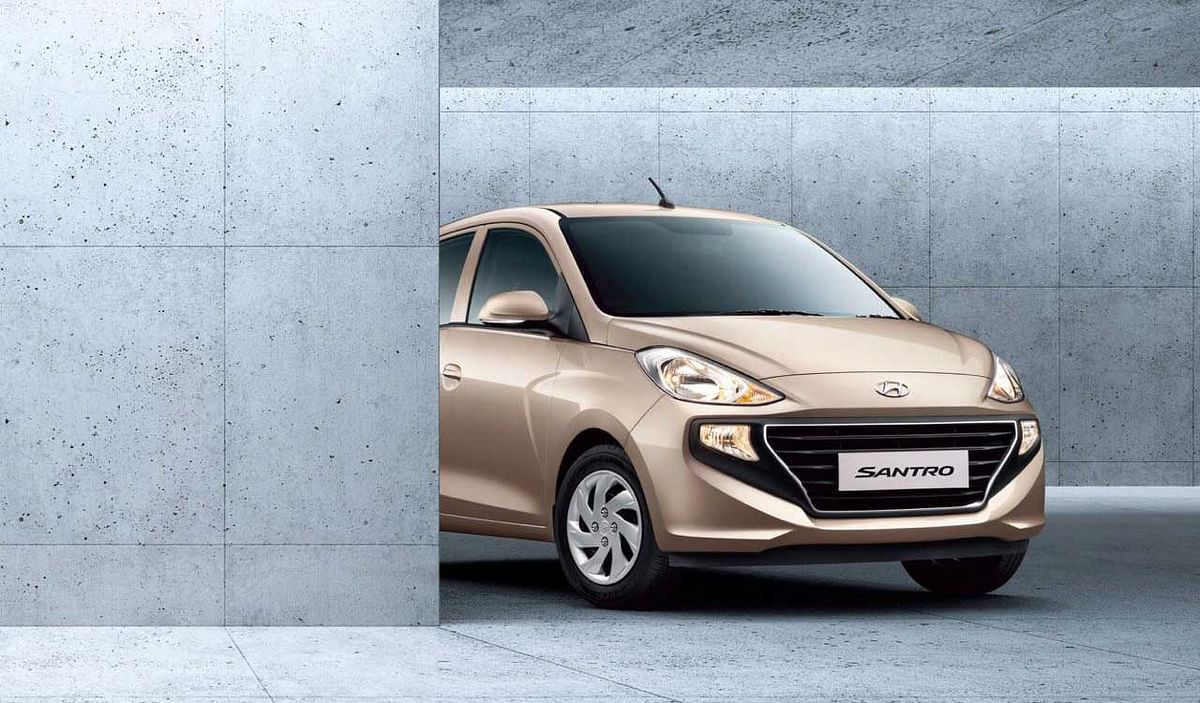 Hyundai reveals images of the all-new Santro