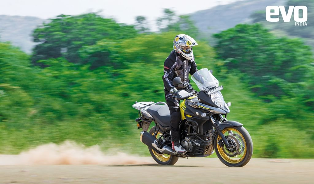 Test Ride Review: Suzuki V-Strom 650 XT