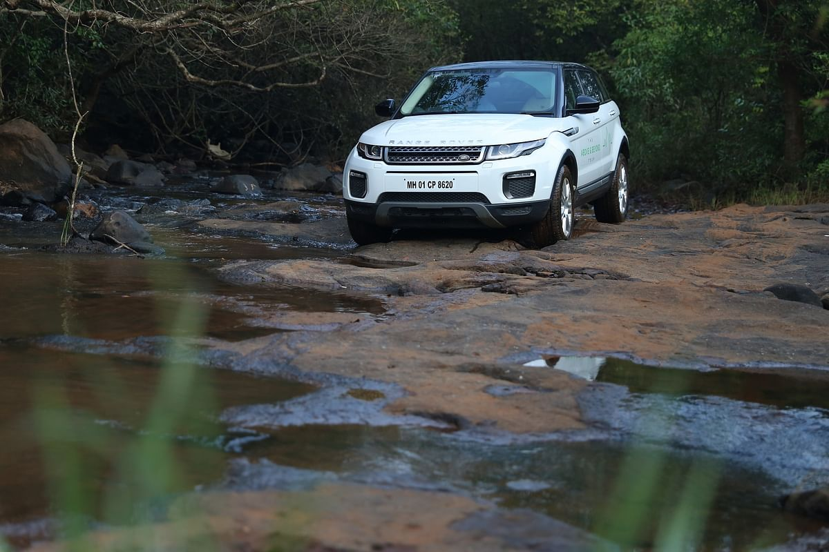 Land Rover Above and Beyond Tour: Aamby Valley