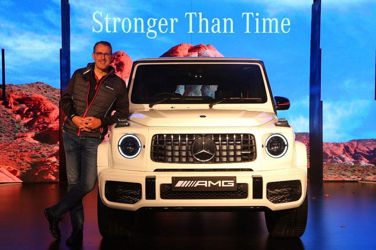 Mercedes-AMG G63 launched at Rs 2.19 crore