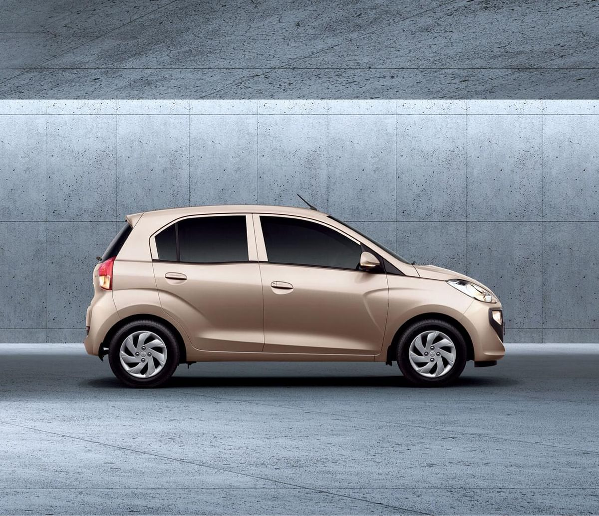 All new Hyundai Santro first drive – Quick driving impressions