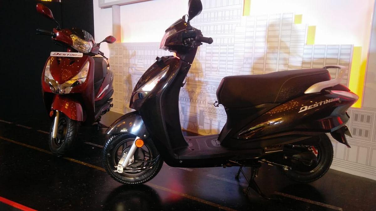 Test Ride Review: Hero Destini 125