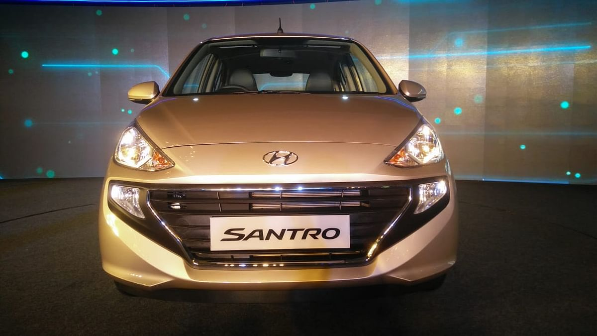 Spec comparo: Hyundai Santro vs rivals