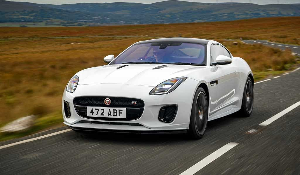 Jaguar reveals special edition F-Type to celebrate 70 years