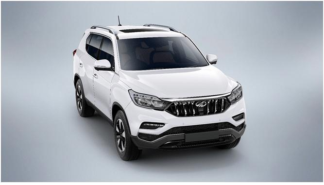 Mahindra to launch its luxury SUV on November 19