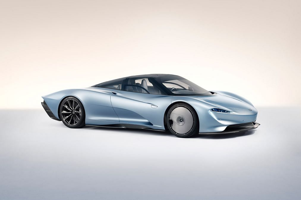 McLaren Speedtail revealed – finally McLaren's F1 successor