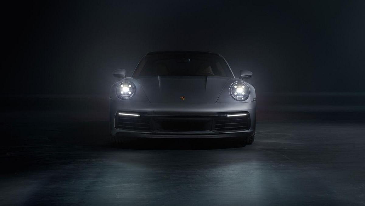 Porsche reveals new 911 ahead of LA Auto Show