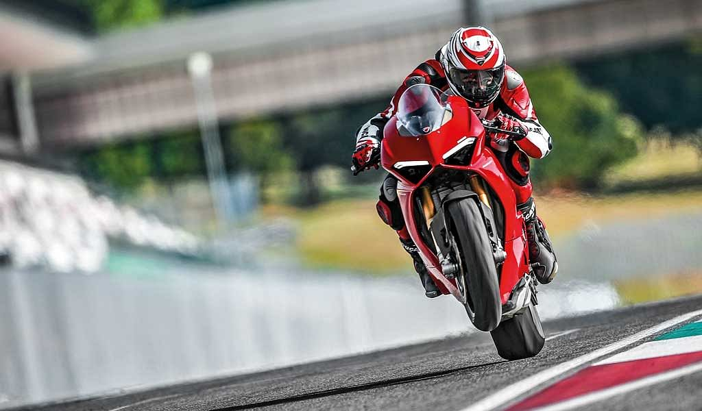 Test ride review: Ducati Panigale V4 S, the speed demon