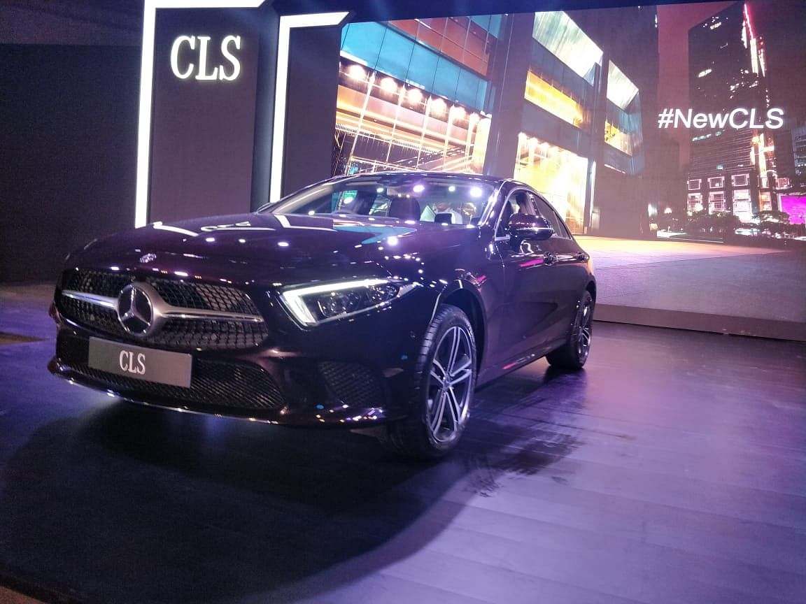 Mercedes-Benz launches third gen CLS coupe at Rs 84.7 lakh