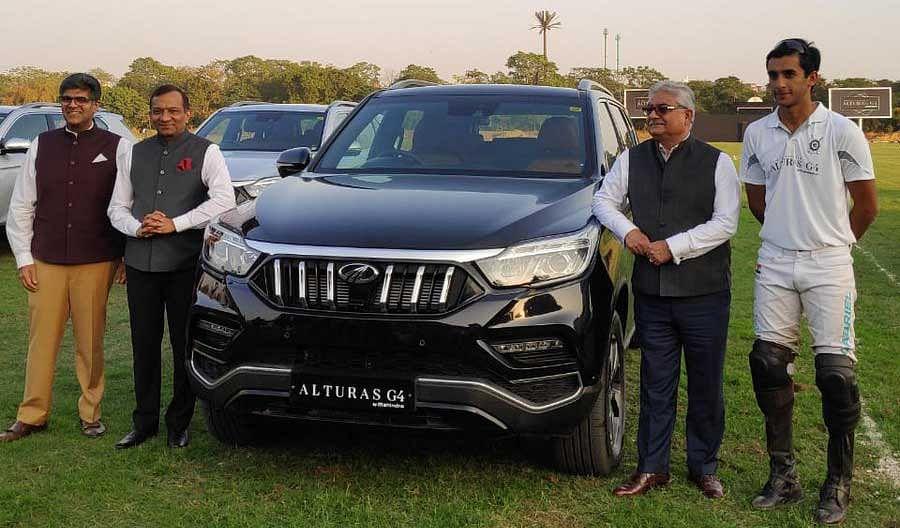 Mahindra Alturas G4 launched at Rs 26.95 lakh