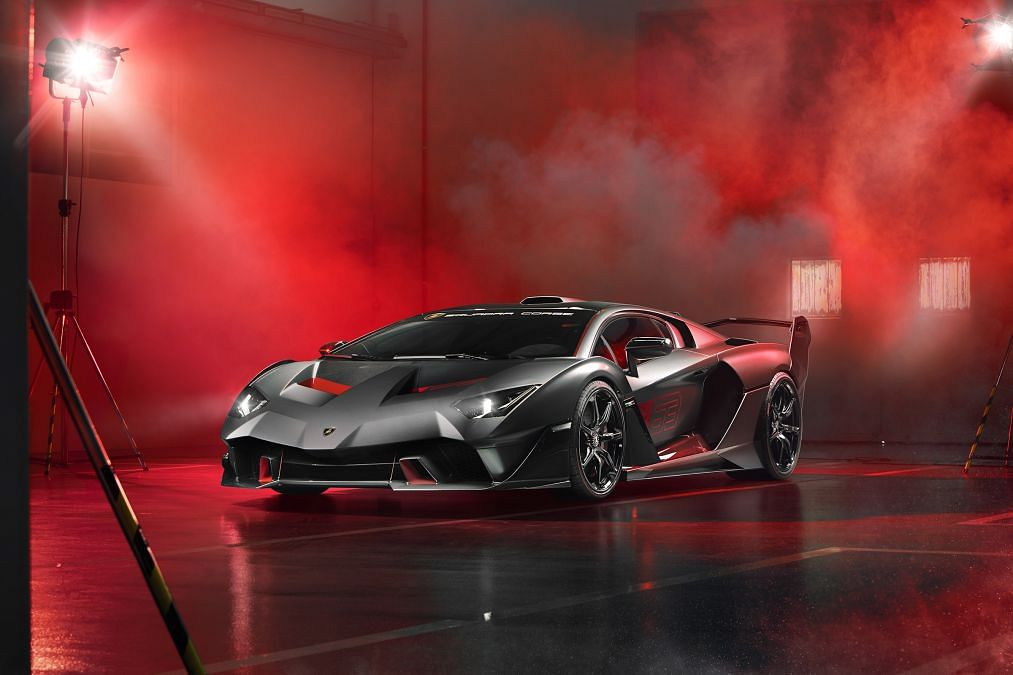 One-off Lamborghini SC18 Alston revealed – bespoke rival for the Ferrari Monza