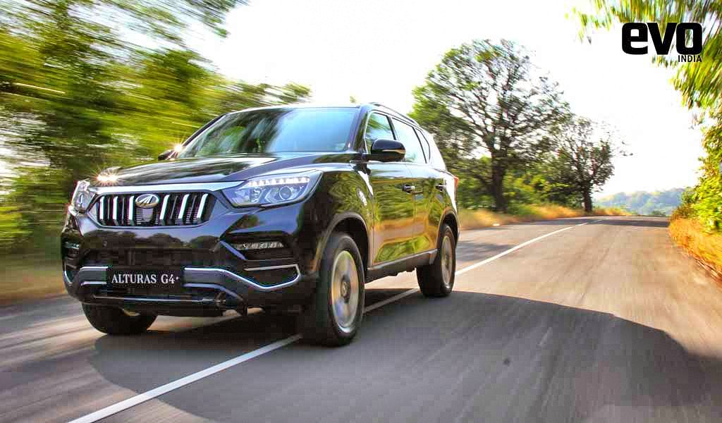 Test Drive Review: Mahindra Alturas G4 is here to take on Fortuner and Endeavour