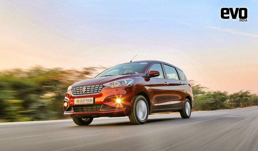 Test drive review: Maruti Suzuki Ertiga