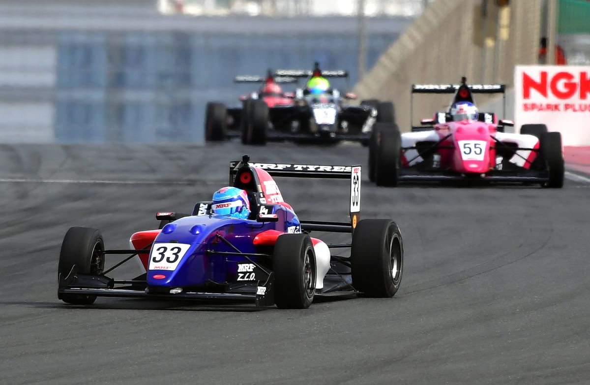 MRF Challenge Round 1: Double win for Max Defourny