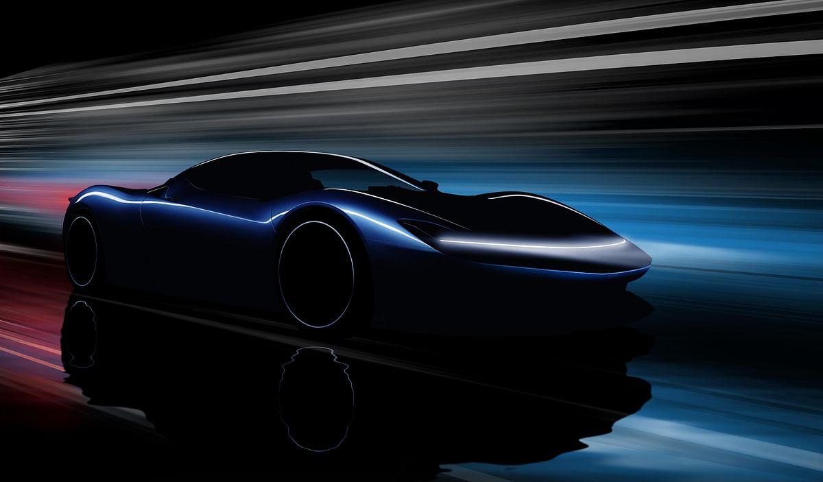 Automobili Pininfarina reveals new images of their PF0 hypercar prototype