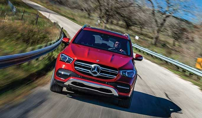 Test Drive Review: The all-new Mercedes-Benz GLE