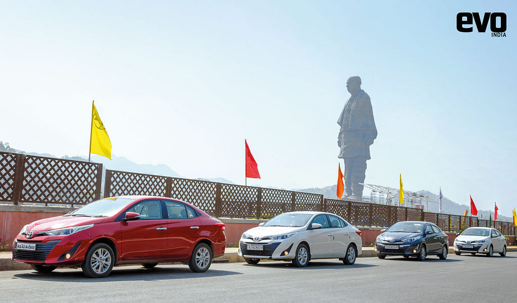 Exploring the Narmada and Statue of Unity with Toyota Yaris River Drive
