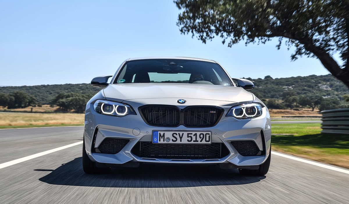 Test drive review: The BMW M2 Competition is here