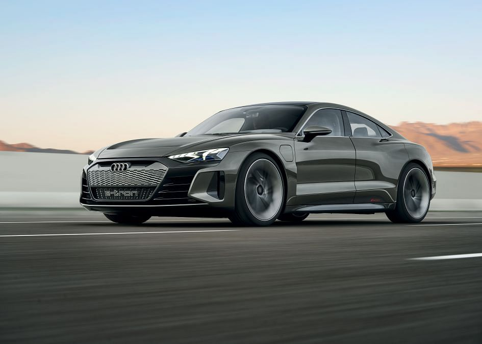 Audi e-tron GT revealed – the Tesla Model S will need to watch its back